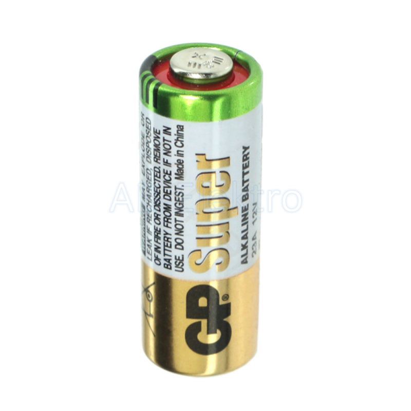 GP23A 12V 55mAh Alkaline High Voltage Batterie